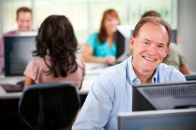 adult on-line learning